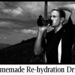 Homemade Re-hydration Drink