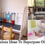 30 Fabulous Ideas To Repurpose Old Cribs