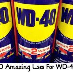 40 Amazing Uses For WD-40