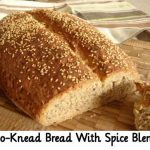 No-Knead Bread With Spice Blend