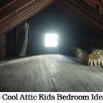 16 Cool Attic Kids Bedroom Ideas