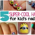 25 Super-Cool Hacks For Kid's Nail Art