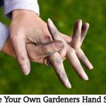 Make Your Own Gardeners Hand Scrub