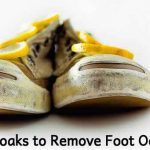5 Soaks to Remove Foot Odor