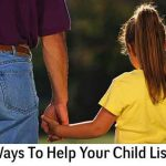 5 Ways To Help Your Child Listen