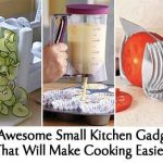 27 Awesome Small Kitchen Gadgets That Will Make Cooking Easier!