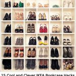 15 Cool and Clever IKEA Bookcase Hacks