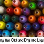 Recycling the Old and Dry into Liquid Gold