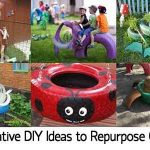 40+ Creative DIY Ideas to Repurpose Old Tires