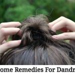 6 Home Remedies For Dandruff