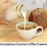 Scrumptious Coconut Coffee Creamer