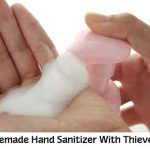 Homemade Hand Sanitizer With Thieves Oil