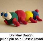 DIY Play Dough: A Jello Spin on a Classic Favorite