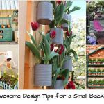 10 Awesome Design Tips for a Small Backyard