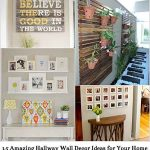 15 Amazing Hallway Wall Decor Ideas for Your Home
