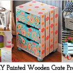 15 DIY Painted Wooden Crate Projects