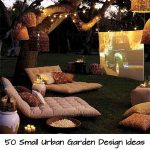 50 Small Urban Garden Design Ideas