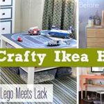60+ Crafty Ikea Hacks