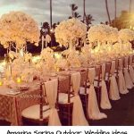 Amazing Spring Outdoor Wedding Ideas