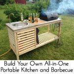 Build Your Own All-in-One Portable Kitchen and Barbecue