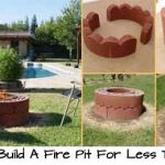 How To Build A Fire Pit For Less Than $50