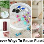 40 Clever Ways To Reuse Plastic Lids
