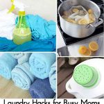Laundry Hacks for Busy Moms