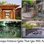 10 Unique Entrance Gates That You Will Admire