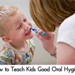 How to Teach Kids Good Oral Hygiene