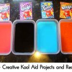 30+ Creative Kool Aid Projects and Recipes