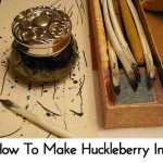 How To Make Huckleberry Ink
