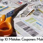 Top 10 Mistakes Couponers Make
