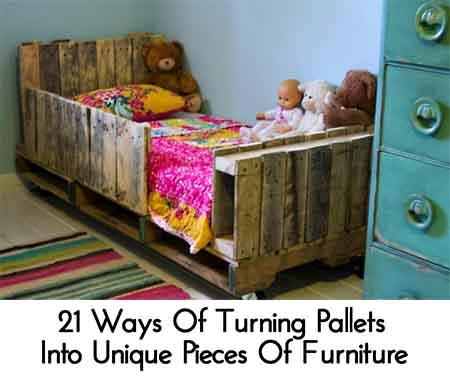 Unique pieces of furniture Natural Wooden Unique Pieces Of Furniture Wicker Paradise Via Flickr Lil Moo Creations 21 Ways Of Turning Pallets Into Unique Pieces Of Furniture Lil Moo
