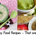 30 Baby Food Recipes – That are Tasty!