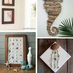 29 Ways To Make Your Own Coastal Wall Art