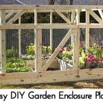 Easy DIY Garden Enclosure Plans