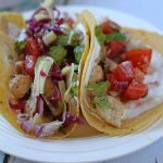 Super Fresh and Light Fish Tacos