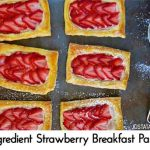 5-Ingredient Strawberry Breakfast Pastries