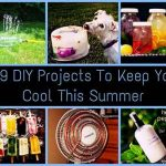 19 DIY Projects To Keep You Cool This Summer