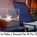 How to Make a Personal Fire Pit For Cheap!