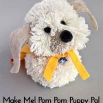 Make Me! Pom Pom Puppy Pal