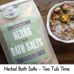 Herbal Bath Salts – Tea Tub Time