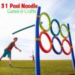 31 Games & Crafts Using Pool Noodles