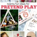 20 Fun Ideas to Ignite Pretend Play
