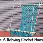 Make A Relaxing Crochet Hammock