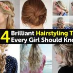 24 Brilliant Hairstyling Tips Every Girl Should Know