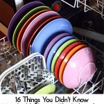 16 Things You Didn't Know You Could Clean In The Dishwasher
