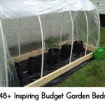 48+ Inspiring Budget Garden Beds