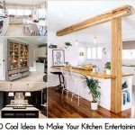 10 Cool Ideas to Make Your Kitchen Entertaining