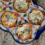 Delicious Lasagna Cups